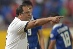 Dollah Salleh has promised that his Malaysia side will give their all against Thailand at the Bukit Jalil Stadium