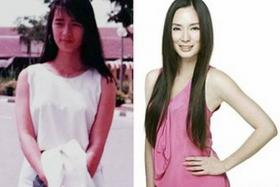 """""""Many people (who saw my post) said that I was not fat then, and I am too skinny now."""" - Jacelyn Tay."""
