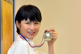 Local actress Pan Lingling's cancer revelation won TNP's Shocker Of The Year for Flame