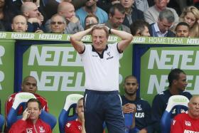 Neil Warnock became the first English Premier League manager to be sacked in the 2014-15 season after he was relieved of his duties at Crystal Palace.