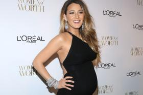 Blake Lively at L'Oreal Paris' Ninth Annual Women Of Worth Celebration in Dec 2014