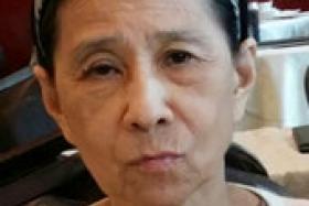 Madam Tan Quee Eng.