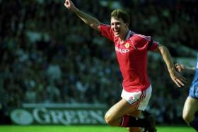 Former England and Manchester United captain Bryan Robson.