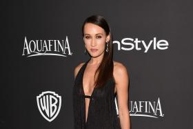 'Stalker' actors Maggie Q and Dylan McDermott debut as couple at Golden Globes after party