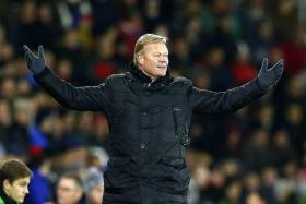 """""""I've been very impressed by him, he has been an absolute rock and didn't panic when the club lost the spine of the team. He went about his business very well and brought in some key players. The players certainly have a lot of respect for him as well.""""  — Saints great Matthew Le Tissier on Ronald Koeman (above)"""