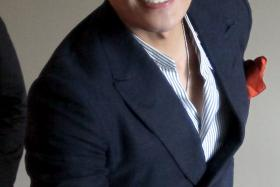 Closure: The Korean court ruled today that Korean actor Lee Byung Hun (above) was blackmailed.