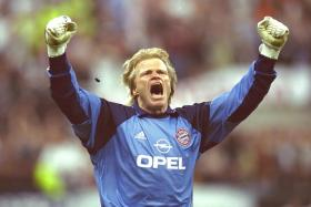German goalkeeping legend Oliver Kahn was approached by Manchester United before he eventually decided to join Bayern Munich.
