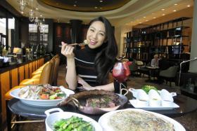 BUBBlY: Oon Shu An is a big fan of salted egg yolk.