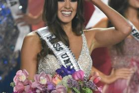 Miss Colombia Paulina Vega is crowned Miss Universe 2014 during the 63rd Annual MISS UNIVERSE Pageant.