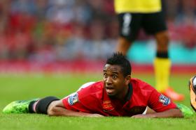 Anderson insists that he still wants to do well at Manchester United despite not playing for the first team since August.