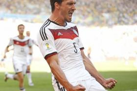 MARQUEE SIGNING: Mats Hummels ticks every box on the most demanding of Man United's checklists.