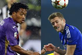 Chelsea are reportedly ready to ditch German attacker Andre Schuerrle (right) to fund a move for Fiorentina winger Juan Cuadrado.