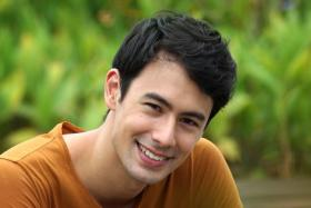 Girls, George Young is off the market. He announced his marriage to Janet Hsieh over social media over the weekend.