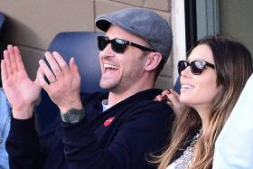 American singer-actor Justin Timberlake took to Instagram on his 34th birthday (Saturday) to announce that he and wife, actress Jessica Biel, are expecting their first child. Timberlake  married Biel, 32, in 2012.