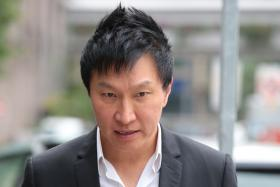 City Harvest Church founder Kong Hee