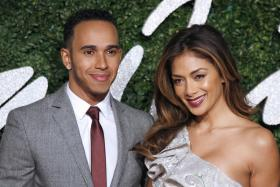Lewis Hamilton and Nicole Scherzinger have called it quits on their relationship.