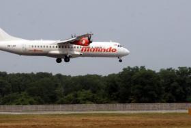 File photo of a Malindo Air plane