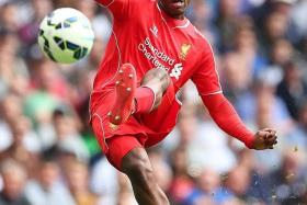 Daniel Sturridge's (above) substitute appearance in the goalless draw at Everton was only his second time on the pitch since August.