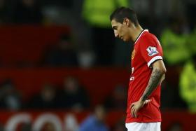Paul Scholes believes Manchester United's creative players like Angel di Maria have been stifled by Louis van Gaal's tactics.