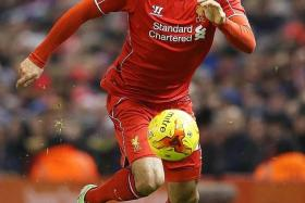 """""""I am only 21 but I am the type of player who talks on the pitch. I think it's just my way that pushes me into taking on a leadership role on the pitch."""" - Liverpool's Emre Can (above)"""