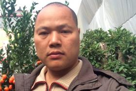 A picture of this man from China, later dubbed Brother Orange, started appearing in Buzzfeed writer Matt Stopera's phone after his previous handset was stolen.