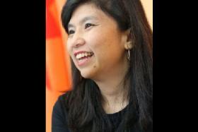 Lawyer Jeannette Chong-Aruldoss.