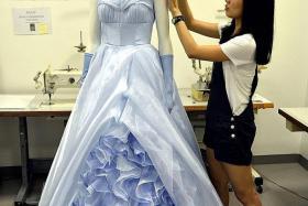 DREAM PROJECT: Miss Erica Devi Handika is a die-hard Disney princess fan.