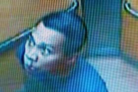 Call the cops if you've seen this man. His help is wanted for a housebreaking case in Ang Mo Kio.