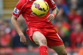 Philippe Coutinho in action against Liverpool earlier this week