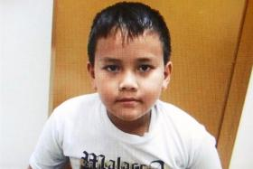 Mohd Azmar Tahkim Mohd Asri, 8, was electrocuted while attempting to charge a battery of his elder brother's mini motorcycle.