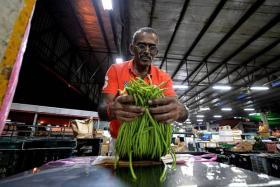 Green rush for vegetable wholesalers at Pasir Panjang Wholesale Centre