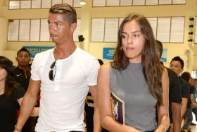 Irina Shayk has taken a veiled swipe at ex-boyfriend Cristiano Ronaldo by suggesting that infidelity was at the root of their break-up.