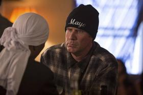 GET TOUGH: Will Ferrell tries to man up in his new movie, Get Hard.