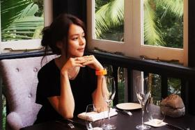 Lonely in Singapore?: Vivian Hsu has been living here for a year and has not made many friends yet. She cried, grateful that she has found one Singapore friend who has been teaching her our local culture.