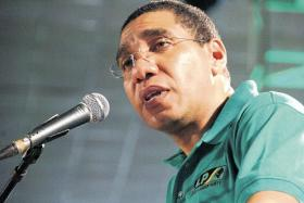Former prime minister of Jamaica Andrew Holness said both Singapore and Jamaica started out around the same time but Mr Lee Kuan Yew has brought Singapore much further ahead than the North American nation.