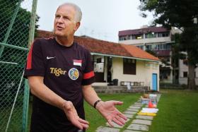Bernd Stange.