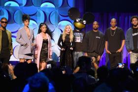 Jay Z launched his streaming service Tidal with 15 other artistes, who are partners with Tidal.