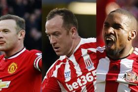 Wayne Rooney, Charlie Adam and Jermain Defoe all scored excellent goals over the weekend.