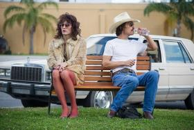 LEGAL ACTION: Dallas Buyers Club stars Jared Leto and Matthew McConaughey.