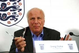 Greg Dyke was given one of a limited edition of Parmigiani watches by the Brazilian FA during the World Cup in Brazil