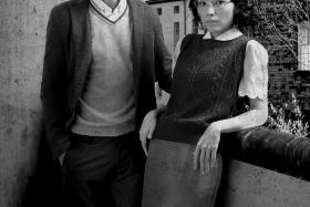 The LKY Musical: (L-R) Adrian Pang and Sharon Au as Mr and Mrs Lee Kuan Yew.