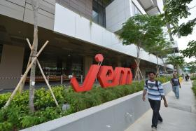 Jem mall has been plagued by various problems since its opening in 2013.