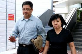 The parents of teenage blogger Amos Yee have refused to bail him out.