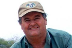 Ian Gibson, a well known professional hunter, was killed when an elephant trampled him while he was out on a hunt.