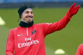 The Zlatan suite will cost $1,390 a night