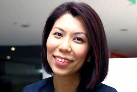 RECOGNISED: Mrs Jennifer Heng was named one of the finalists for the Ten Outstanding Young Persons award yesterday.