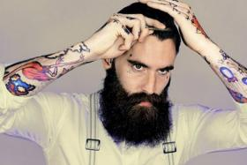 A study found that beards can be  dirtier than a toilet bowl.