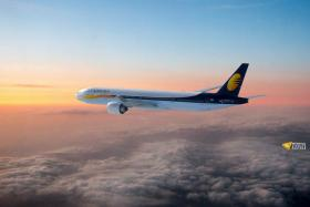 A passenger on a Jet Airways plane, who happened to be a pilot, helped land the flight after the pilot fell ill mid-flight