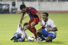 PAINFUL MEMORY: 