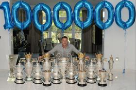 Chelsea captain John Terry has thanked all his supporters